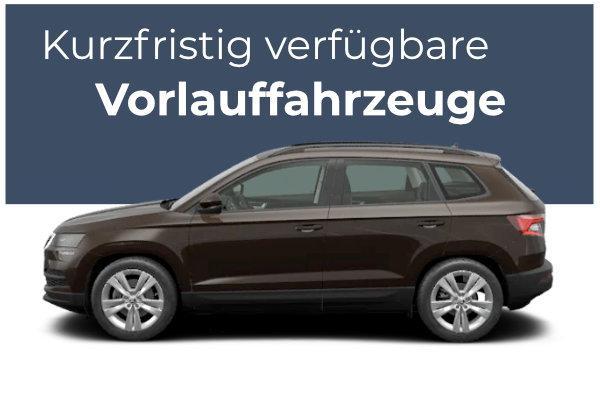 Kurzfristig verfügbare Vorlauffahrzeuge bei Autohaus Möller
