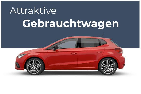Attraktive Gebrauchtwagen Angebote bei Autohaus Möller.
