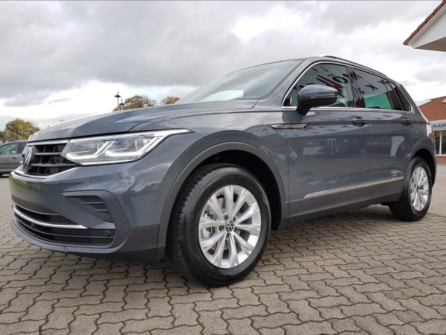 Volkswagen Tiguan - Life Facelift 1.5 TSI DSG / Navi Side Assist