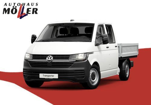 Volkswagen Crafter Pritsche DoKa