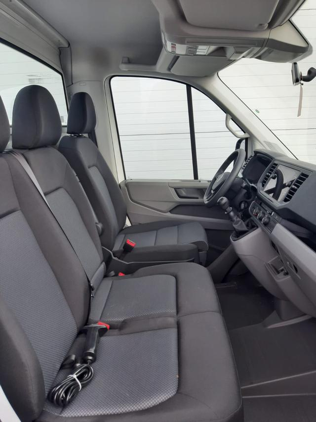 Volkswagen Crafter - 35 2.0 TDI Autotransporter / Navi