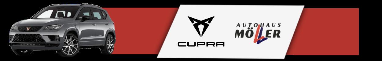 Cupra Reimport - günstige EU-Neuwagen bei Autohaus Möller
