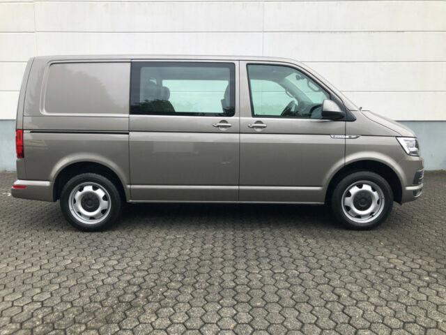 Volkswagen T6 Transporter - DoKa LED Komfortpaket, elektrische Schiebetür, Leder uvm.