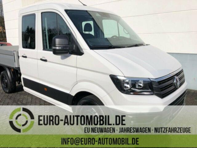 Volkswagen Crafter - Ptitsche Doka 35 L3 FWD Klima Tempomat..