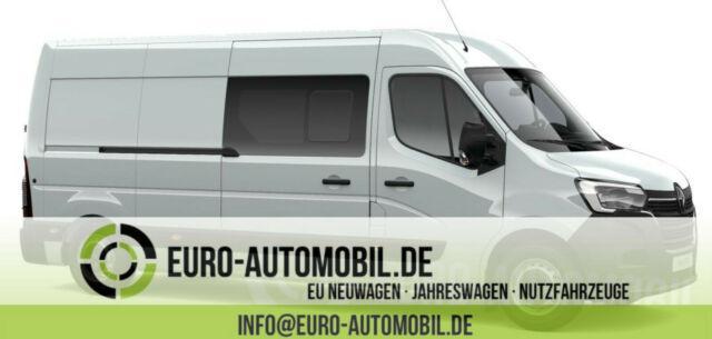 Renault Master - Kasten Doppelkabine 180 L3H2 FWD FACELIFT