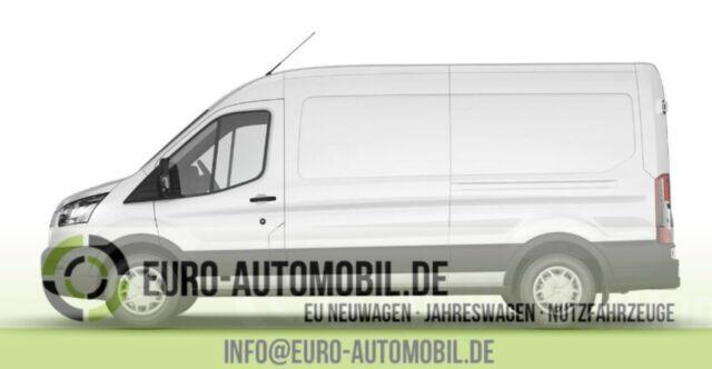Ford Transit Custom - Der NEUE Kasten Trend 350 L2H2
