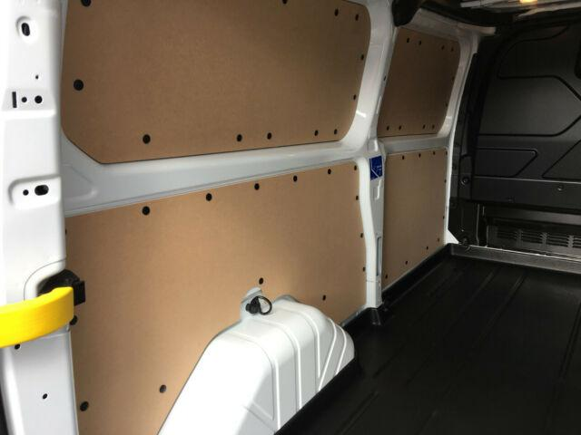 Ford Transit Custom - Kasten Trend 280 L1H1 AHK Sichtpa
