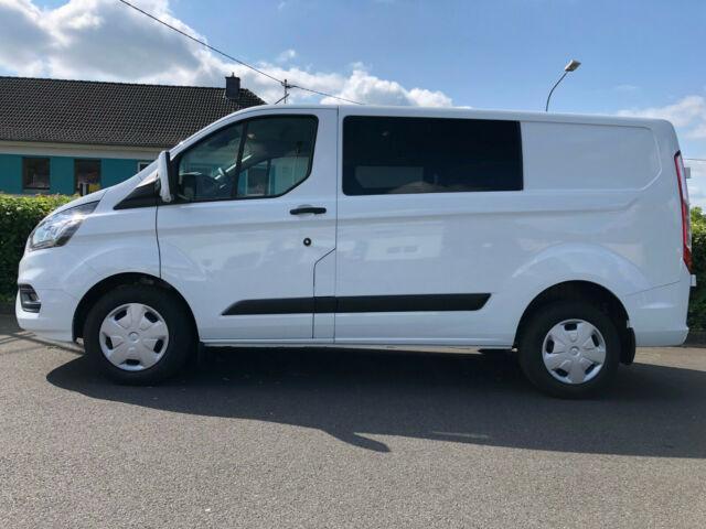 Ford Transit Custom - Trend 320 Kast Doka L1H1 LR Boden
