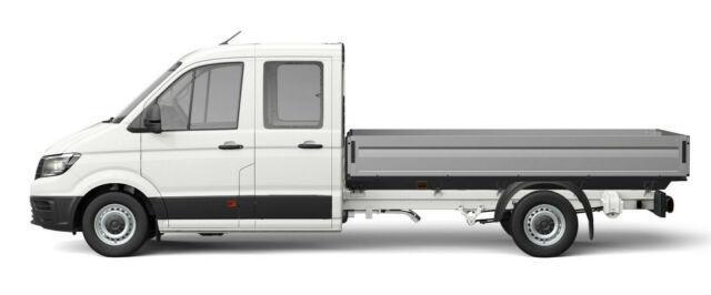 Volkswagen Crafter - Pritsche 35 DOKA LR FWD Lagerfahrzeug