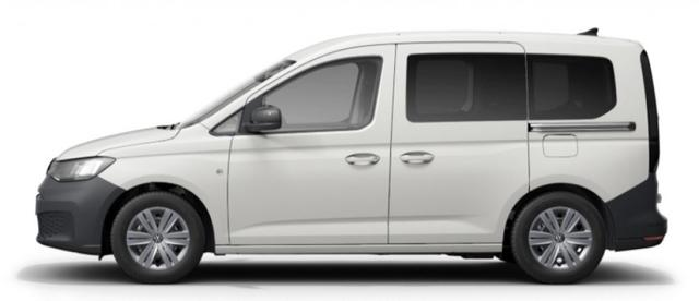 Volkswagen Caddy - 2.0 TDI 102PS*2755mm*PDC*Steckdose 12V