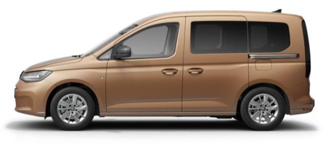 Volkswagen Caddy - V 1.5 TSI 114PS*LED*NAVI-PRO*PDC*Winterpak