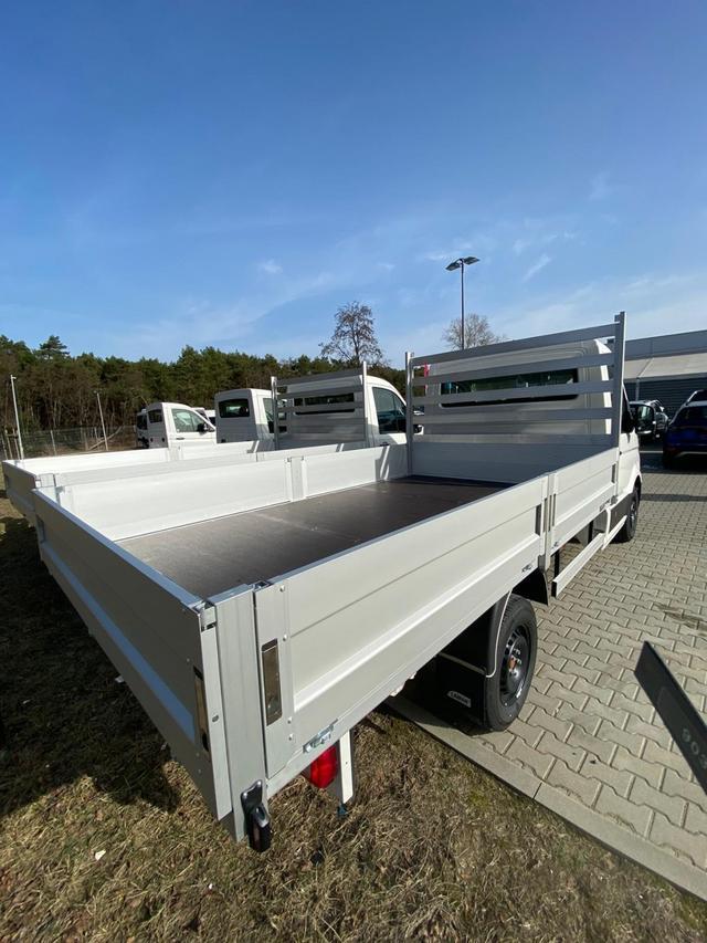 Volkswagen Crafter - Pritsche 35 2.0 TDI 177PS 3640mm*RWD