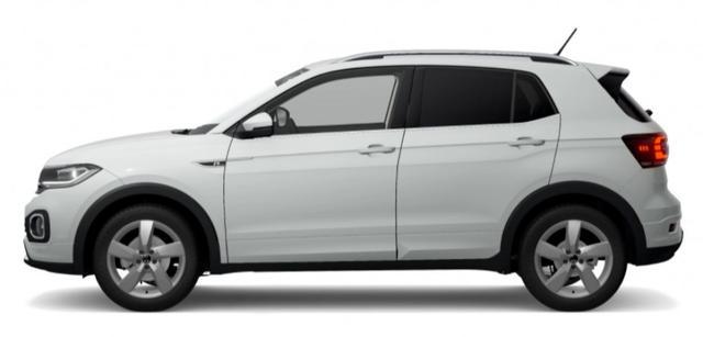 Volkswagen T-Cross - StyleR-Line1,0TSI 110PS DSG*LED*NAVI*SHZ
