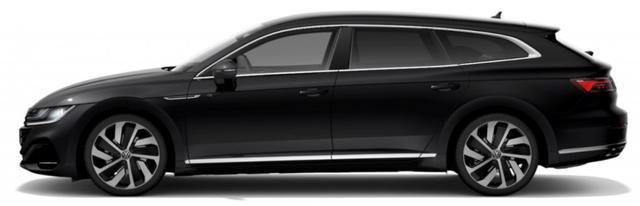 Volkswagen Arteon Shooting Brake - R-Line 2.0 TSI 190PS DSG*LED-DLA*SHZ*NAVI