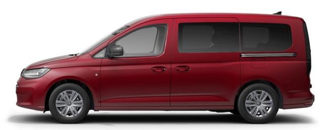 Volkswagen Caddy Maxi - 1.5 TSI 114PS*LED*PDC*SHZ 2970mm