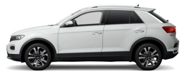 Volkswagen T-Roc - IQ DRIVE 1.5 TSI 150PS DSG*LED* NAVI*PDC