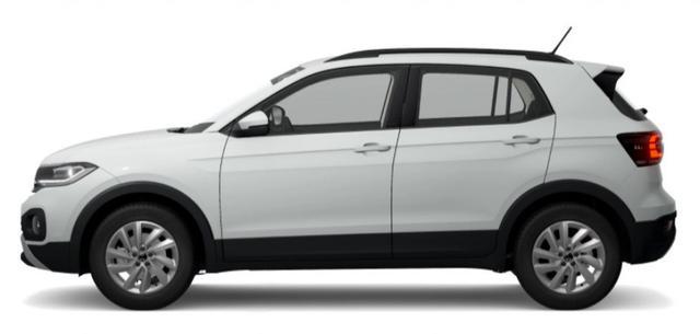Volkswagen T-Cross - Life 1.0 TSI 110PS*DSG*LED*R2D*Winterpak