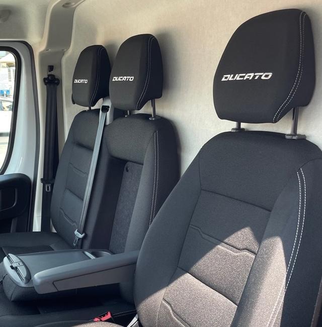 Fiat Ducato - Maxi 35 L5H2 2,2 Mjet 160 Serie 8