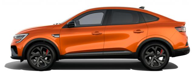 Renault Arkana - R.S. LINE TCe 140 EDC g.2021 140PS