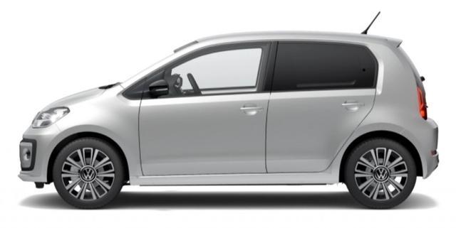 Volkswagen up! - Black Style 65PS mit SHZ