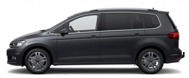Volkswagen Touran - Highline 2,0TDI 150PS*DSG*AHK*LED*APP