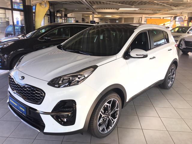Kia Sportage - GT Line -2019- *NEUES MODELL* *Panodach* *19 Zoll* VOLL-LED*