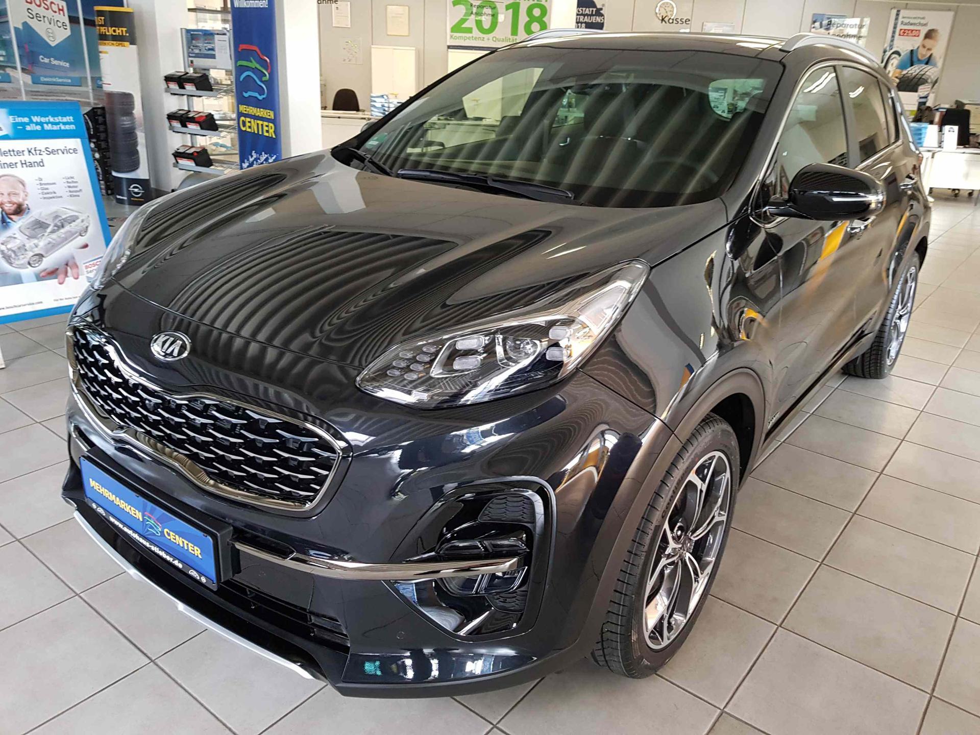 Kia Sportage Gt Plus Line 2019 Automatik Vollausstattung