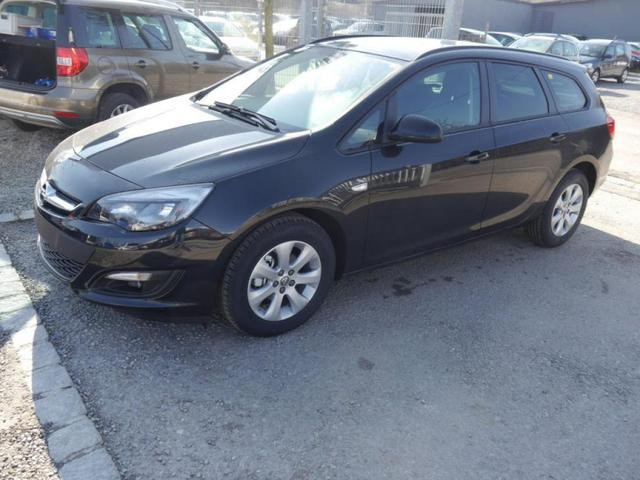 Opel Astra Sports Tourer - 1.4 TURBO EDITION * PDC WINTERPAKET SHZG LENKRADHEIZUNG TEMPOMAT