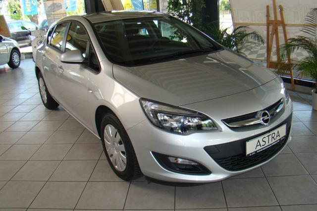Opel Astra - Edition 1.4l Turbo Klima