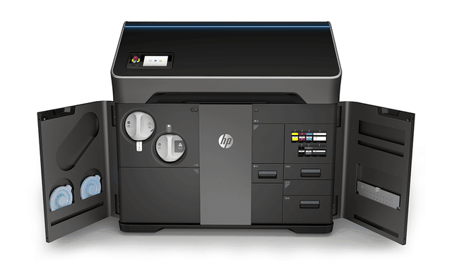 HP 3D-Drucker - Jet Fusion 580 Color 3D Printing Solution