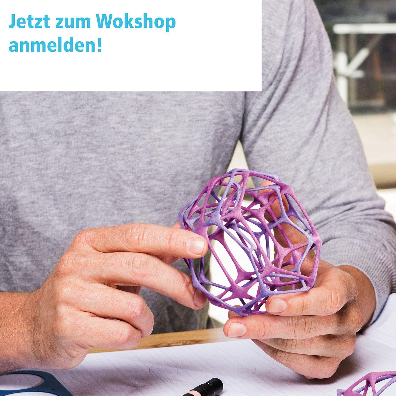 Zum 3D-Workshop anmelden!