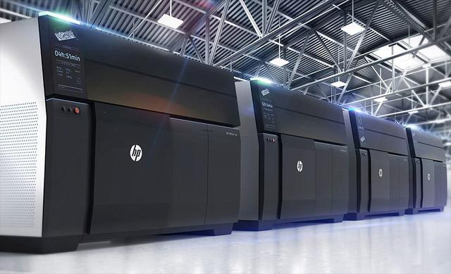 HP 3D MetalJet