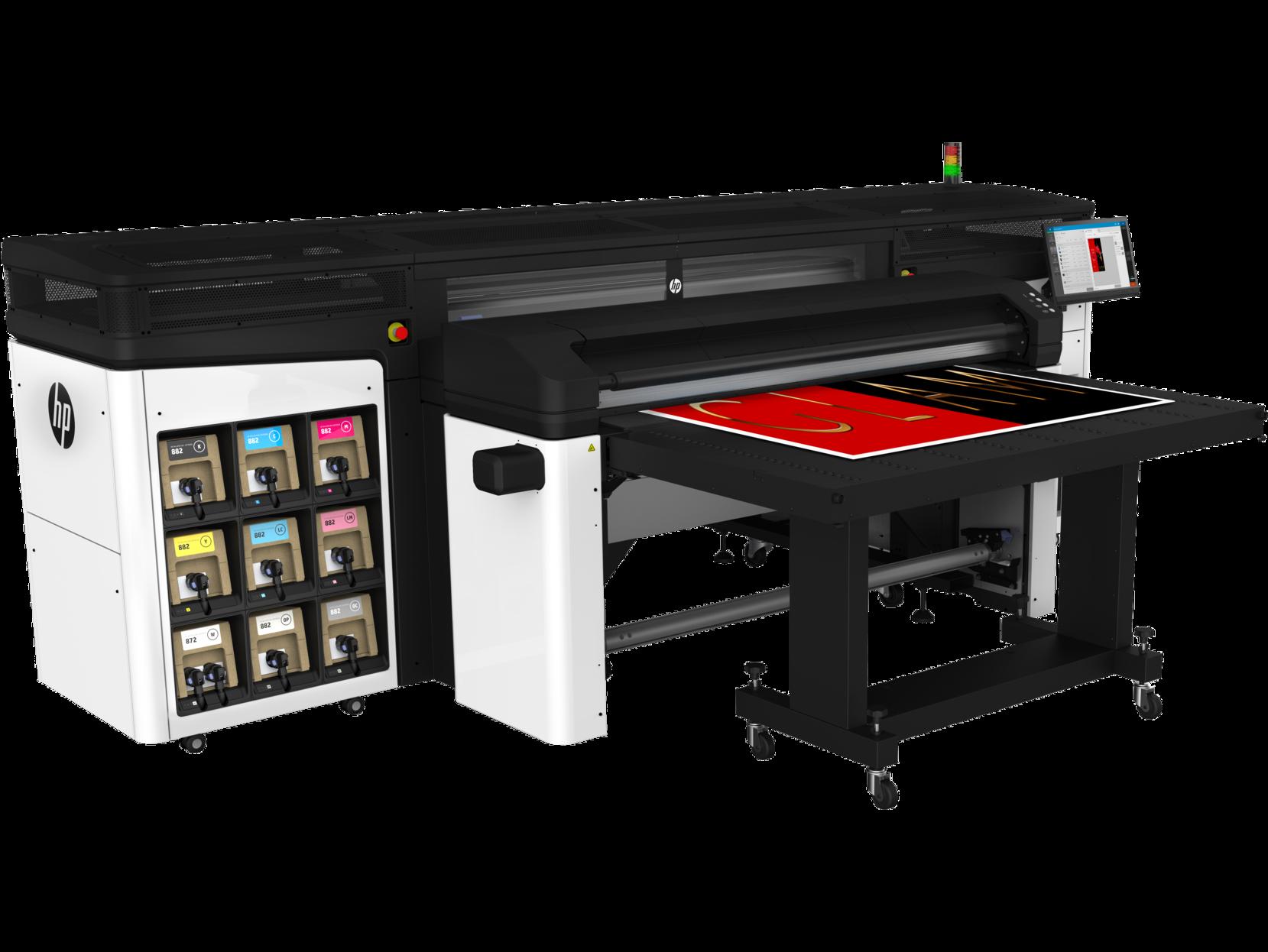 HP Latex R-Druckerserie R1000-Drucker // KAUT-BULLINGER
