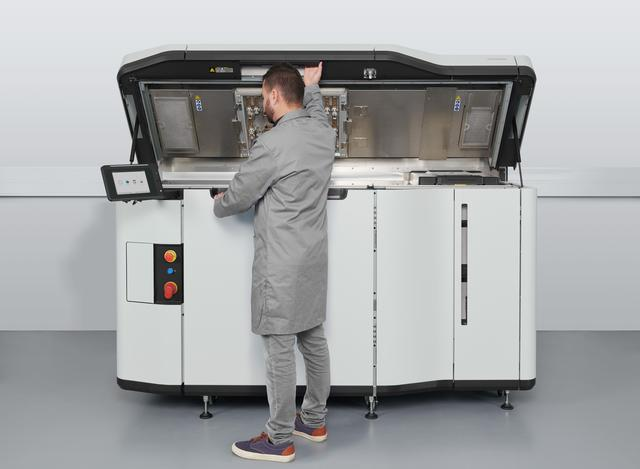 HP 3D-Drucker - Jet Fusion 3D 5200 Printing Solution