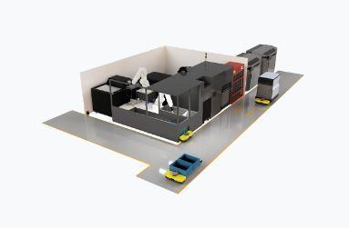 Digital Manufacturing Systems Automatisierungslösungen