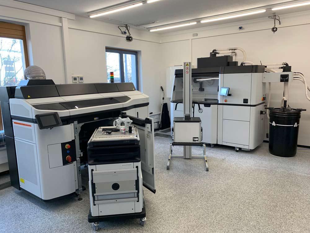 3D-Drucker bei Kaut-Bullinger