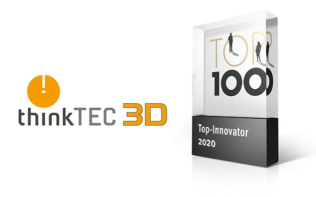 ThinkTec 3D News Dachfinne