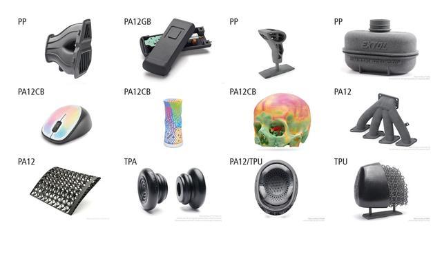 Hilfreiches Muster Kompendium für den 3D Druck