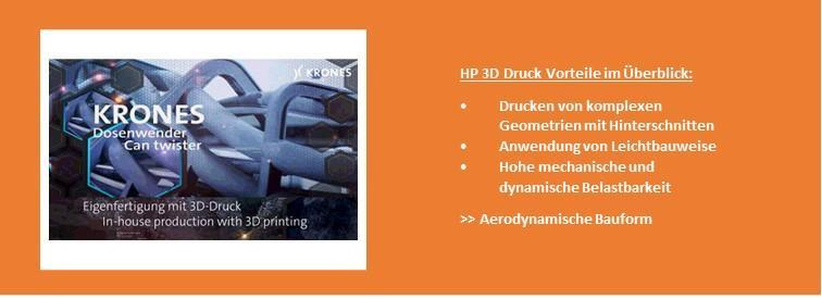 3D-Druck Branchen Industrie Automatisierung Maschinenbau