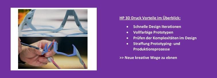 3D-Druck Branchen Consumer Endprodukte Brillen