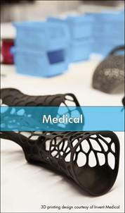 Branchen Automotive 3D Medizin Header