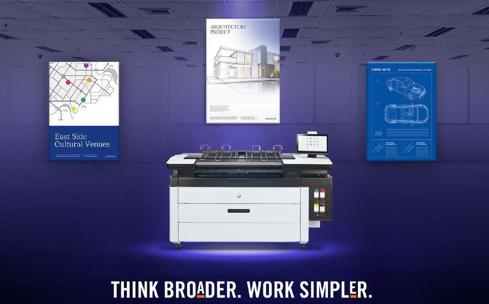 HP PageWide Druckerserie