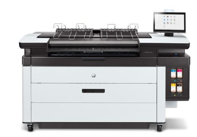 HP PageWide XL 5200 Großformatdrucker