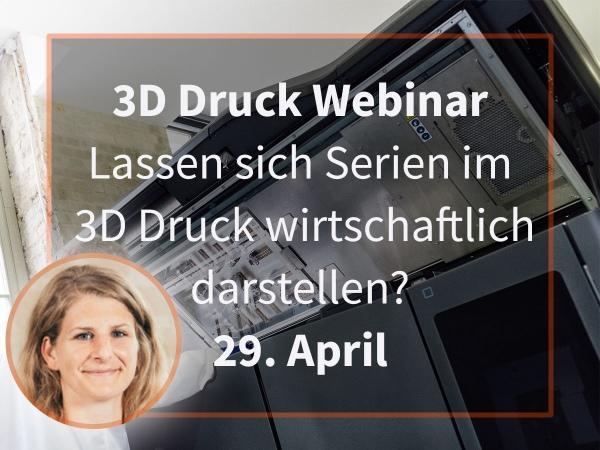 3D-Druck Webinare Rapidobject