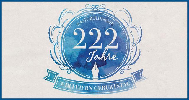222 Jahre KAUT-BULLINGER