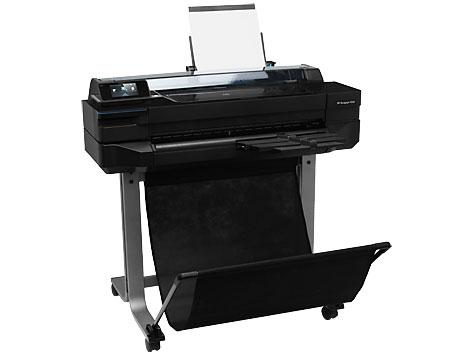 hp gro formatdrucker plotter t serie designjet t520 24. Black Bedroom Furniture Sets. Home Design Ideas