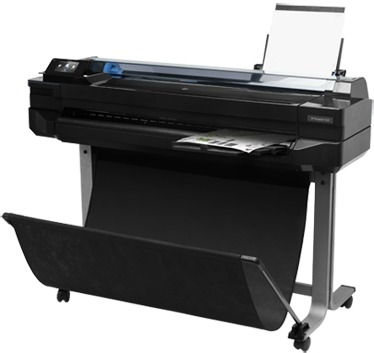 hp gro formatdrucker plotter t serie designjet t520 36. Black Bedroom Furniture Sets. Home Design Ideas