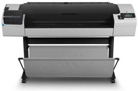 hp gro formatdrucker plotter t serie designjet t1300ps 44. Black Bedroom Furniture Sets. Home Design Ideas