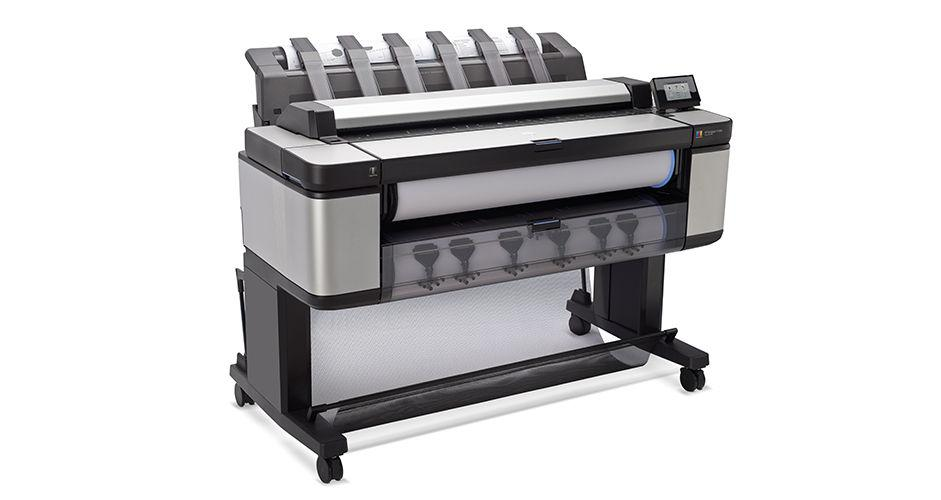 hp gro formatdrucker plotter t serie designjet t3500 36. Black Bedroom Furniture Sets. Home Design Ideas