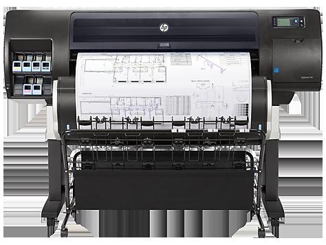hp gro formatdrucker plotter t serie designjet t7200 42. Black Bedroom Furniture Sets. Home Design Ideas